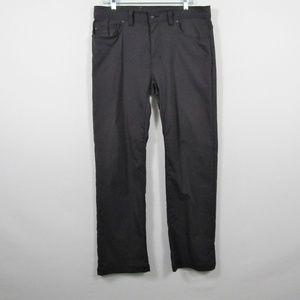 Prana Breathe 36X29 Gray Outdoor Breathable Pants